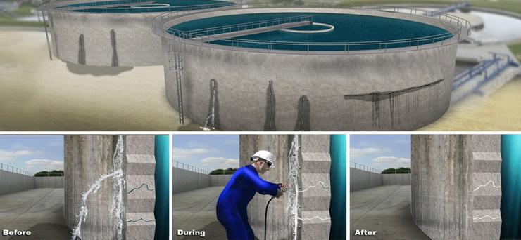 Water Tank Leakage, Water Tank Leaking, Water Tank Leak